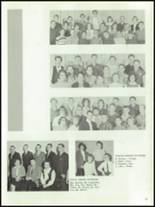 1964 Warwick High School Yearbook Page 58 & 59