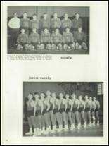 1964 Warwick High School Yearbook Page 72 & 73