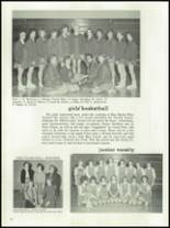 1964 Warwick High School Yearbook Page 74 & 75