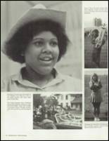 1980 Battle Creek Central High School Yearbook Page 18 & 19