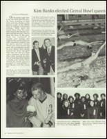 1980 Battle Creek Central High School Yearbook Page 32 & 33