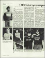 1980 Battle Creek Central High School Yearbook Page 38 & 39