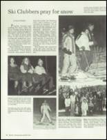 1980 Battle Creek Central High School Yearbook Page 72 & 73