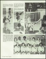 1980 Battle Creek Central High School Yearbook Page 74 & 75