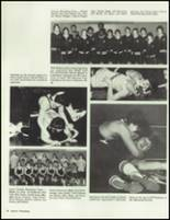1980 Battle Creek Central High School Yearbook Page 82 & 83