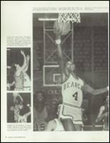 1980 Battle Creek Central High School Yearbook Page 88 & 89