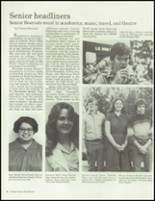 1980 Battle Creek Central High School Yearbook Page 94 & 95