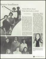 1980 Battle Creek Central High School Yearbook Page 96 & 97