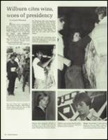 1980 Battle Creek Central High School Yearbook Page 98 & 99