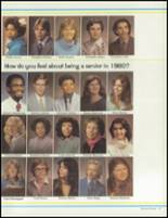 1980 Battle Creek Central High School Yearbook Page 100 & 101