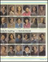 1980 Battle Creek Central High School Yearbook Page 112 & 113