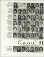 1980 Battle Creek Central High School Yearbook Page 120 & 121