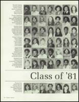 1980 Battle Creek Central High School Yearbook Page 122 & 123