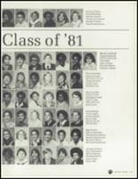 1980 Battle Creek Central High School Yearbook Page 124 & 125