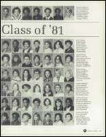 1980 Battle Creek Central High School Yearbook Page 126 & 127