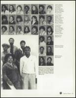 1980 Battle Creek Central High School Yearbook Page 128 & 129