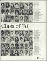 1980 Battle Creek Central High School Yearbook Page 130 & 131