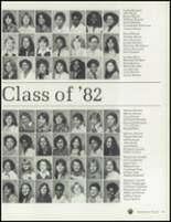 1980 Battle Creek Central High School Yearbook Page 136 & 137