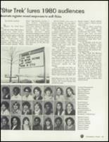 1980 Battle Creek Central High School Yearbook Page 138 & 139