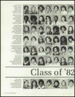 1980 Battle Creek Central High School Yearbook Page 140 & 141