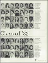 1980 Battle Creek Central High School Yearbook Page 142 & 143