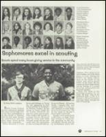 1980 Battle Creek Central High School Yearbook Page 144 & 145