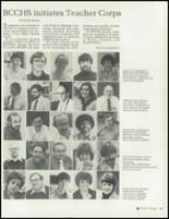 1980 Battle Creek Central High School Yearbook Page 152 & 153
