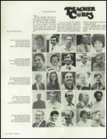 1980 Battle Creek Central High School Yearbook Page 154 & 155