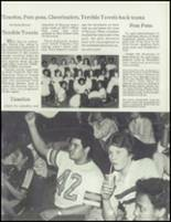 1980 Battle Creek Central High School Yearbook Page 208 & 209