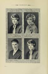 1928 Johnson High School Yearbook Page 18 & 19