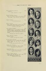 1928 Johnson High School Yearbook Page 22 & 23