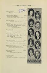 1928 Johnson High School Yearbook Page 26 & 27