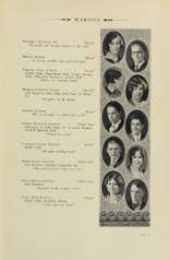 1928 Johnson High School Yearbook Page 28 & 29
