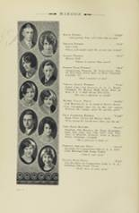 1928 Johnson High School Yearbook Page 34 & 35