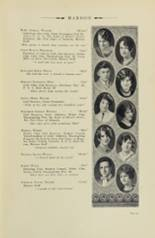 1928 Johnson High School Yearbook Page 36 & 37