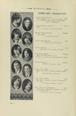 1928 Johnson High School Yearbook Page 38 & 39