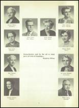 1956 Monroe High School Yearbook Page 12 & 13