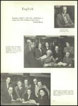 1956 Monroe High School Yearbook Page 14 & 15