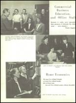 1956 Monroe High School Yearbook Page 18 & 19