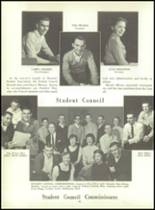 1956 Monroe High School Yearbook Page 44 & 45