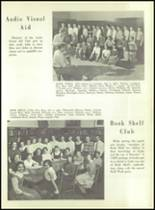 1956 Monroe High School Yearbook Page 46 & 47