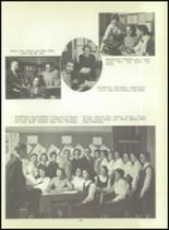 1956 Monroe High School Yearbook Page 52 & 53
