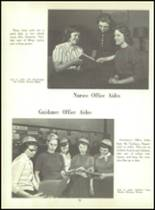 1956 Monroe High School Yearbook Page 60 & 61