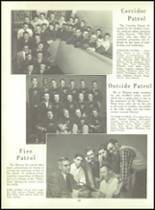 1956 Monroe High School Yearbook Page 62 & 63