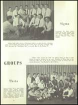 1956 Monroe High School Yearbook Page 64 & 65
