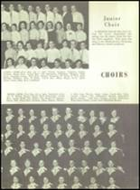 1956 Monroe High School Yearbook Page 66 & 67