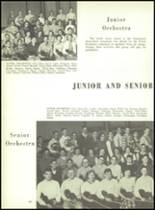 1956 Monroe High School Yearbook Page 68 & 69