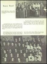 1956 Monroe High School Yearbook Page 70 & 71