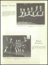 1956 Monroe High School Yearbook Page 74 & 75