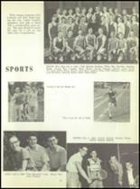 1956 Monroe High School Yearbook Page 76 & 77